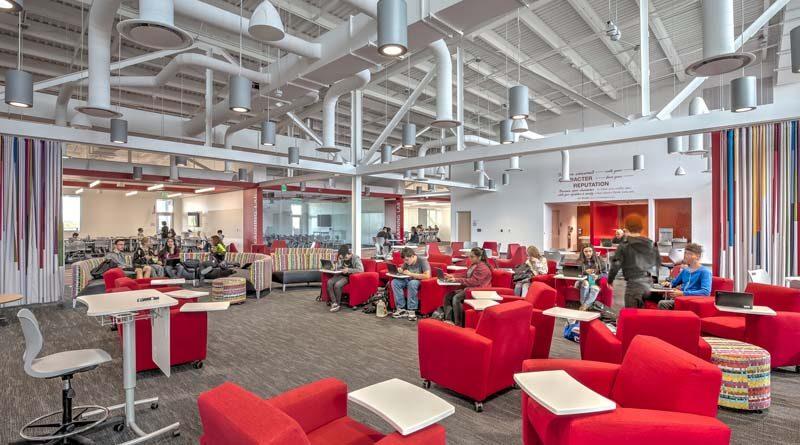 Arizona High School Scores AIA Design Award