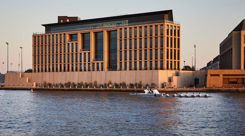Naval Academy's New Cyber Studies Venue Targets LEED Silver