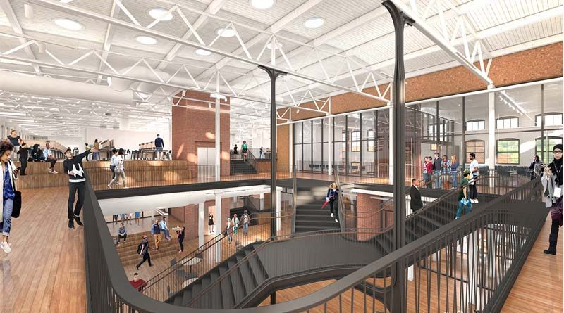 University of Kentucky Plans Unique Adaptive Reuse Project