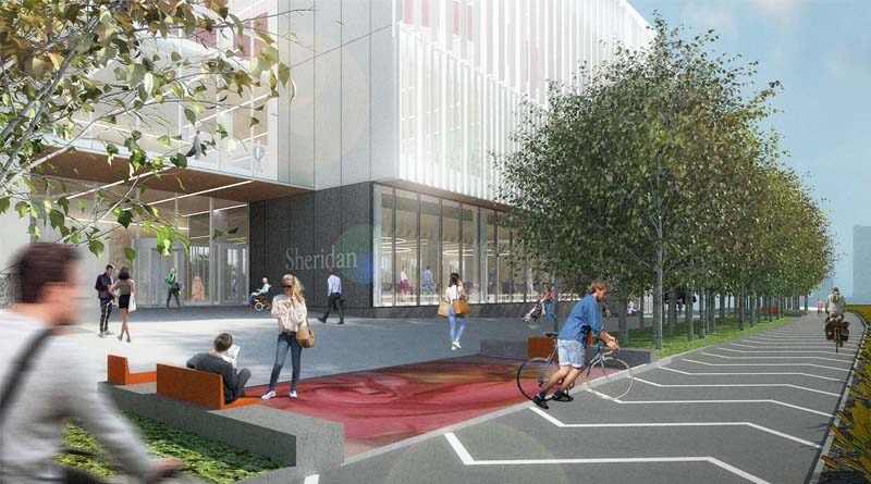 Toronto Architecture Firms Tapped for New Canadian Campus Center