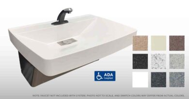 Solid Surface Lavatory