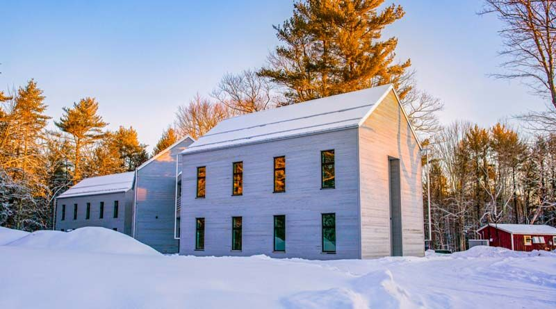 Maine's Ecology School Unveils Earth-Friendly Campus