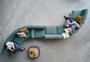Flexible Modular Sofa