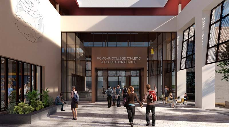 Pomona College Breaks Ground on Athletic Center Expansion