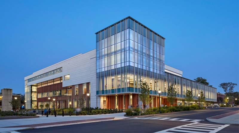 New UCONN Rec Center Gains National Recognition