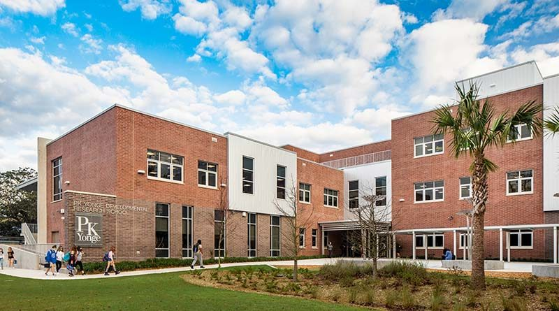 New Florida Middle-High School Designed for LEED Gold