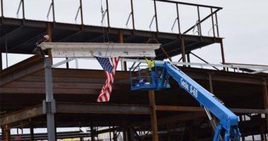 Massive Massachusetts Middle School Project Hits Midpoint