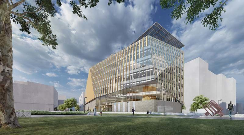 Boeing Partners on Virginia Tech Innovation Campus Project