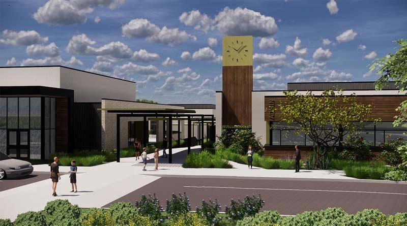 Spacious New K-8 School Breaks Ground in the OC