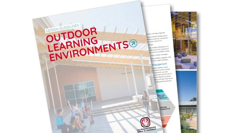 HMC Architects Teams with L.A. County on Outdoor Learning Guide