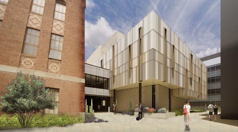 Sundt Leads Revamp of Historic University of Arizona Structure