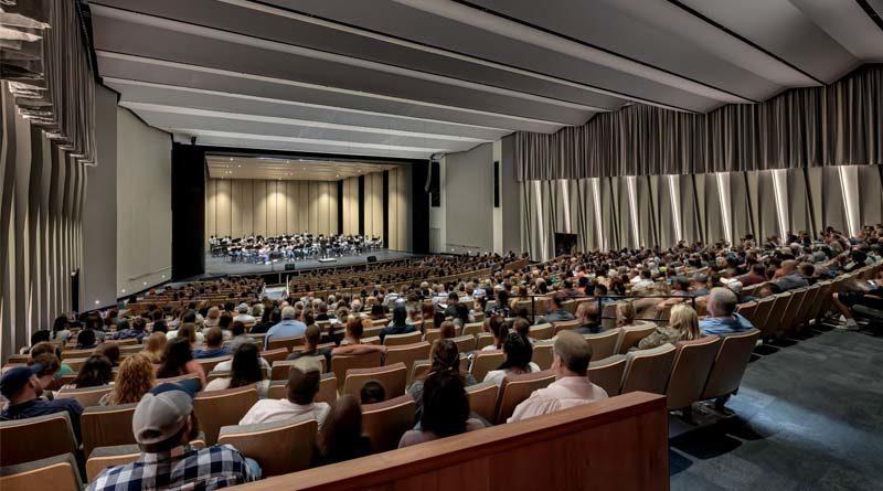 Dallas Area High School Wraps Dynamic Expansion