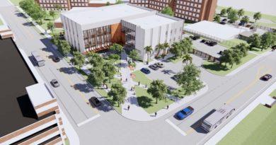 New University of Florida Public Safety Building Starts Build