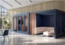 Modular Meeting Room System