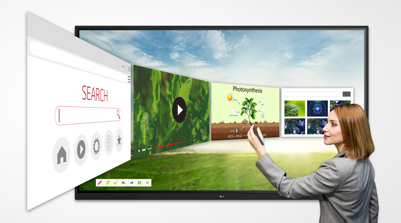 How Modern Display Technology is Changing K-12 Education Spaces