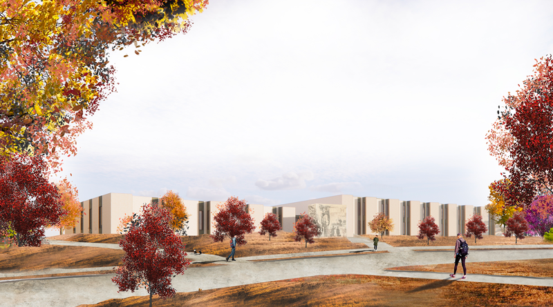 Construction Begins to Replace Historic Nebraska High School
