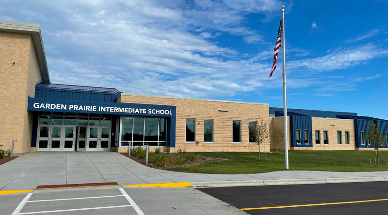Wisconsin Welcomes New Intermediate School with Themed Wings