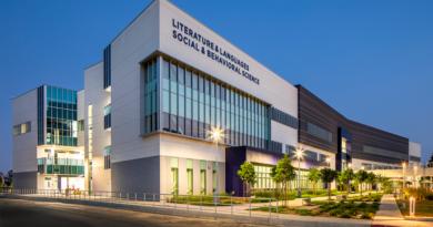 Orange Coast College Debuts Language Arts and Social Science Building