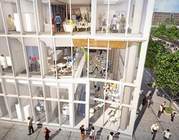 Columbia University to Build New Nursing School - School