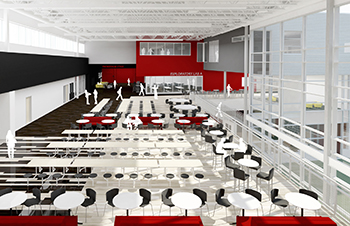 Q A Bismarck S Newest High School Design School Construction News