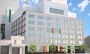 New York High School Hastens Construction School Construction News