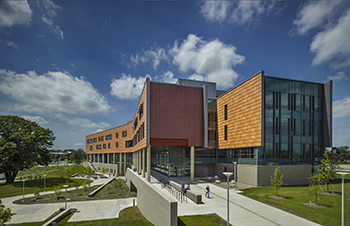 Oakland University Human Health Building