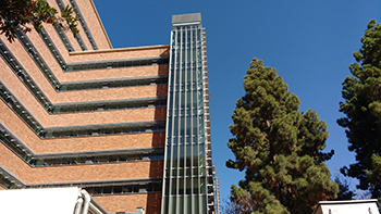 UCLA Converts South Tower into Research Lab Space - School