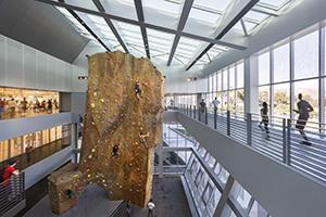 Q a cal poly pomona opens safe secure rec center school construction news for Cal poly pomona interior design