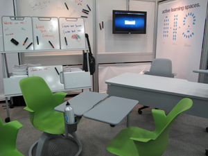 Mobile Furniture Moves Classrooms Towards The Future